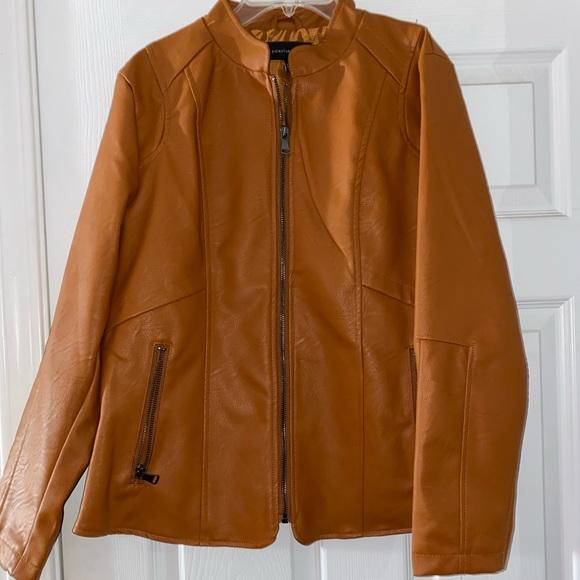 Signature Studio Jackets & Blazers - Brown Blazer Jacket